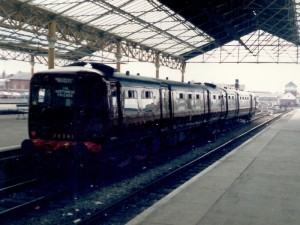 Photo of Class 502 EMU
