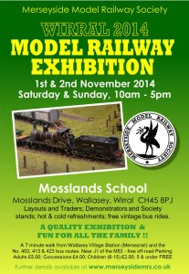 Merseyside Model Railway Show