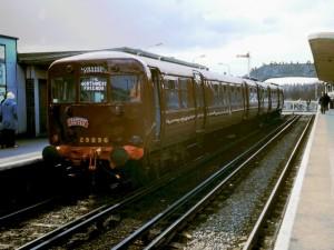 Class 502 at Mersey Railway Centenary Event