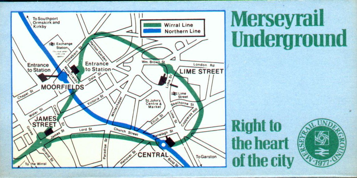 Forty years of the Merseyrail Underground News Blog Friends of