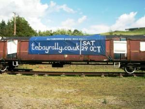 tebayrally.co.uk   Sat 29 Oct