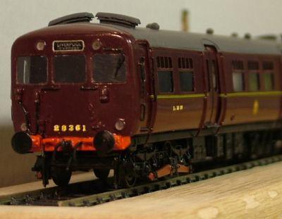 Class 502 Model